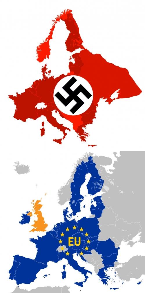 3th Reigh vs EU