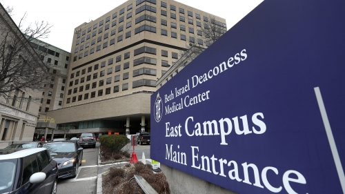 The Beth Israel Deaconess Medical Center in Boston