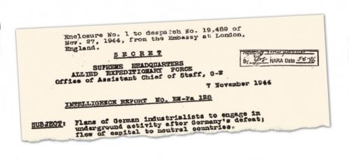 EW-Pa 128 report, 7 November 1944
